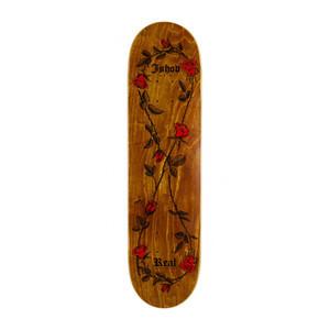 """Real Ishod Infinity 8.18"""" Skateboard Deck - Brown"""