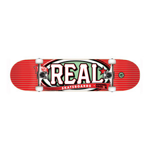 "Real Renewal Knockout 7.75"" Complete Skateboard"
