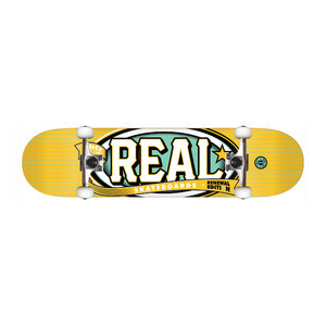"Real Renewal Knockout 8.0"" Complete Skateboard"