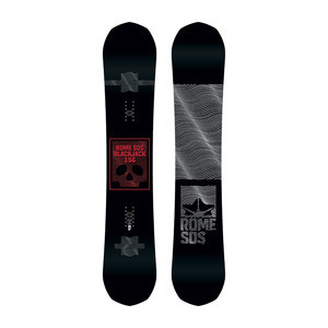 Rome Blackjack 156 Snowboard 2018