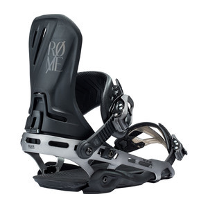 Rome D.O.D. Snowboard Bindings 2018 - Black
