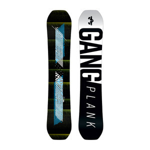 Rome Gang Plank 157 Midwide Snowboard 2018