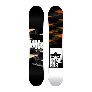 Rome Mod Rocker 159 Snowboard 2018