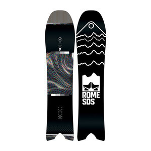 Rome Powder Division 148 ST Snowboard 2019