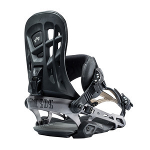 Rome 390 Boss Snowboard Bindings 2019 - Black