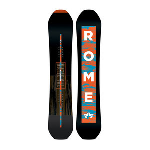 Rome National 154 Snowboard 2019