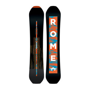 Rome National 156 Snowboard 2019