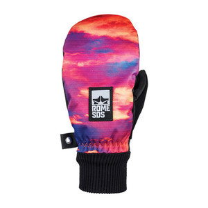 Rome Regular Women's Snowboard Mitts 2019 - Sunset