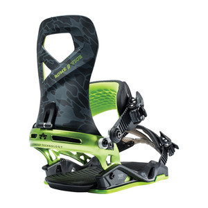 Rome Vice Snowboard Bindings 2019 - Acid Camo