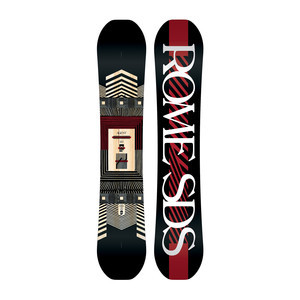 Rome Agent 155 Wide Snowboard - 2020