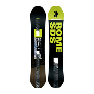 Rome National 158 Snowboard - 2020