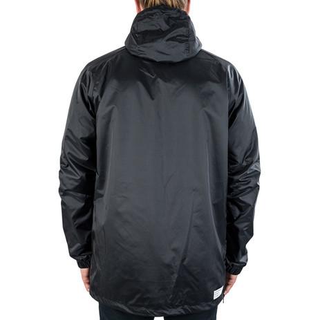 Rome Anorak Jacket - Black