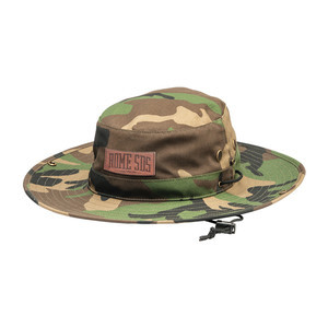 Rome Adventure Jungle Hat - Camo