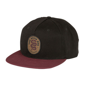 Rome Any Means Cap - Burgundy