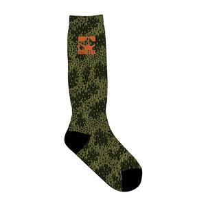 Rome Snowboard Sock - Camo