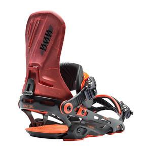 Rome D.O.D. Snowboard Bindings 2017 - Orange