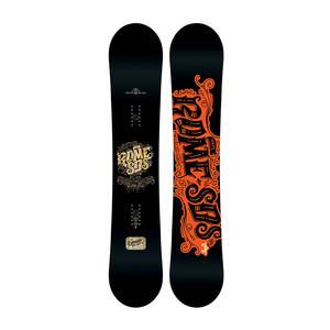 Rome Factory Rocker 155 Snowboard 2017