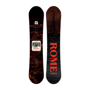 Rome Mechanic 150 Snowboard 2017