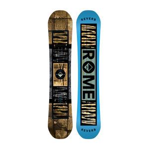 Rome Reverb 156 Snowboard 2017