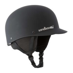 Sandbox Classic Snow Helmet — Matte Black