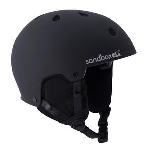 Sandbox Legend Snow Helmet - Matte Black