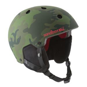 Sandbox Legend Snow Helmet - Camo