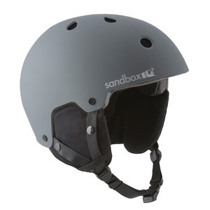 Sandbox Legend Snow Helmet - Matte Grey