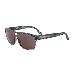 Sandbox Patroller Sunglasses - Black Tortoise / Blue Chrome