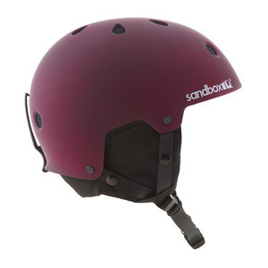 Sandbox Legend Snow Helmet - Burgundy