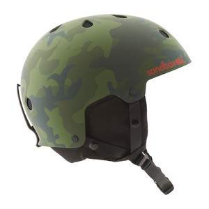 Sandbox Legend Snow Helmet - Camo