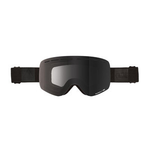 Sandbox Kingpin Asian Fit Snowboard Goggle 2018 - Black / Polarised Shift