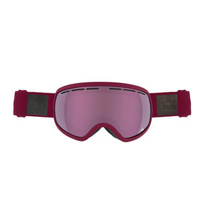 Sandbox The Boss Snowboard Goggle 2018 - Burgundy / Pink + Bonus Lens