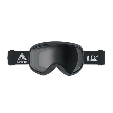 Sandbox The Boss Snowboard Goggle 2019 - Black / Polarised Shift