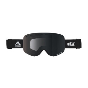 Sandbox Kingpin Snowboard Goggle 2019 - Black / Polarised Shift