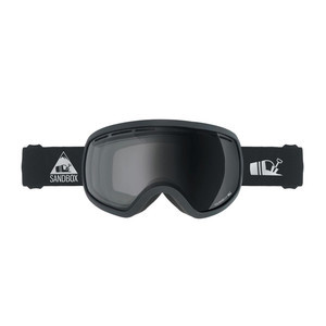 Sandbox The Boss Snowboard Goggle 2019 - Black / Polarised Shift