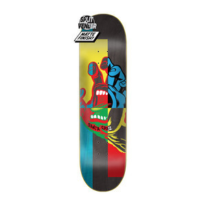 "Santa Cruz Handblocker 8.5"" Skateboard Deck"