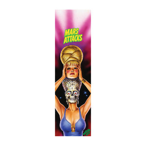 MOB x Mars Attacks Skateboard Griptape - Martian Unmasked