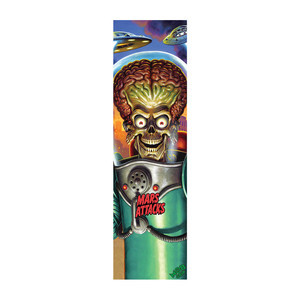 MOB x Mars Attacks Skateboard Griptape - Mayhem Maker