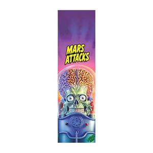 MOB x Mars Attacks Skateboard Griptape - Rude Dude
