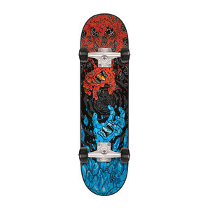 "Santa Cruz Fire & Ice 7.8"" Complete Skateboard"