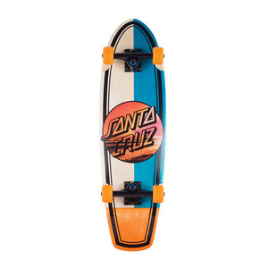 "Santa Cruz Homebreak Street Shark 8.8"" Cruiser Board"