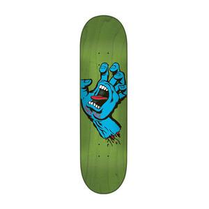 "Santa Cruz Minimal Hand Micro 6.75"" Skateboard Deck"