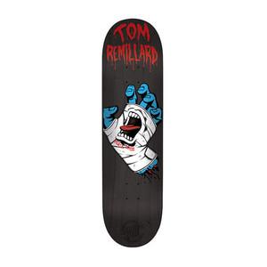 "Santa Cruz Remillard Hand 8.2"" Skateboard Deck"