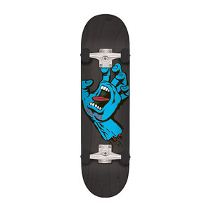 "Santa Cruz Screaming Hand 8.25"" Complete Skateboard"