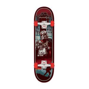 "Santa Cruz x Star Wars Episode VII Captain Phasma 7.25"" Complete Skateboard"