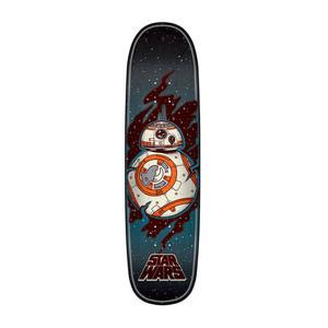 "Santa Cruz x Star Wars Episode VII BB-8 8.5"" Skateboard Deck"
