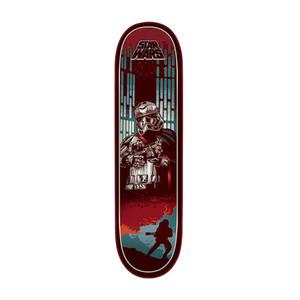 "Santa Cruz x Star Wars Episode VII Captain Phasma 8.0"" Skateboard Deck"