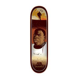 "Santa Cruz x Star Wars Episode VII Finn 8.26"" Skateboard Deck"