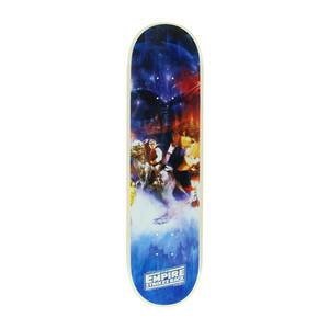 "Santa Cruz x Star Wars Empire Strikes Back 8.25"" Skateboard Deck"