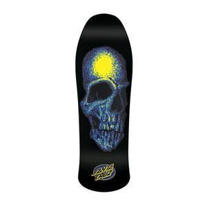 "Santa Cruz Street Creep 10.0"" Skateboard Deck - Black"